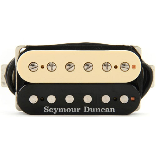 SEYMOUR DUNCAN Humbuckers Pick Up Seymour Duncan Jazz [SH-2n] - Zebra - Gitar Pick Up